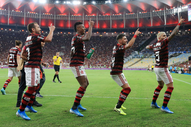 Flamengo 5 x 0 Grêmio: o dia que Jesus massacrou Renato
