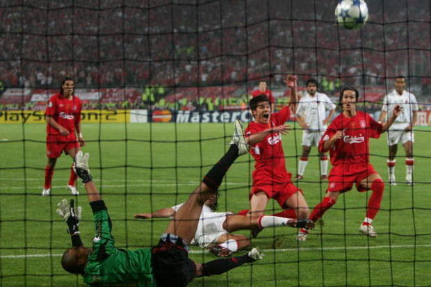 Liverpool 3 x 3 Milan: a superação vermelha em Istambul