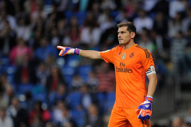 Casillas: San Iker