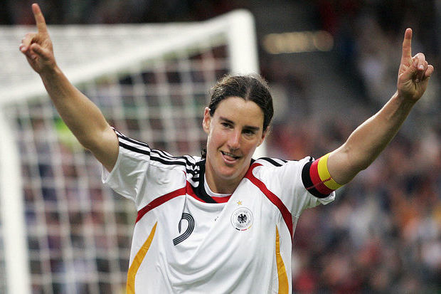 Birgit Prinz, a craque que levou a Alemanha ao topo do mundo