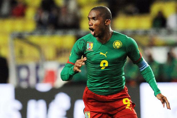 Samuel Eto'o: um dos melhores jogadores africanos de todos os tempos