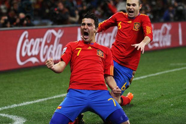 David Villa: <i>El Guaje</i>