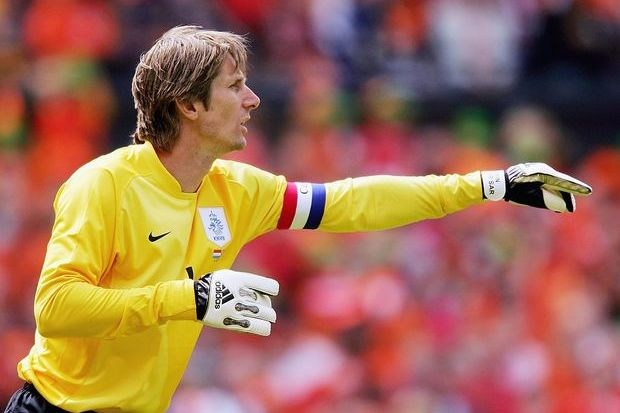 Edwin van der Sar: o Holandês Voador