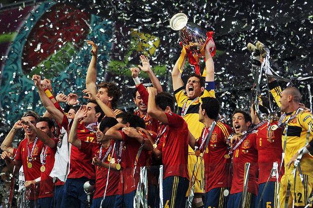 Euro 2012: Tiki-Taka, versão 2.0