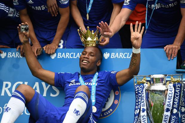 Drogba, o marfinense que mudou a história do Chelsea e de seu país