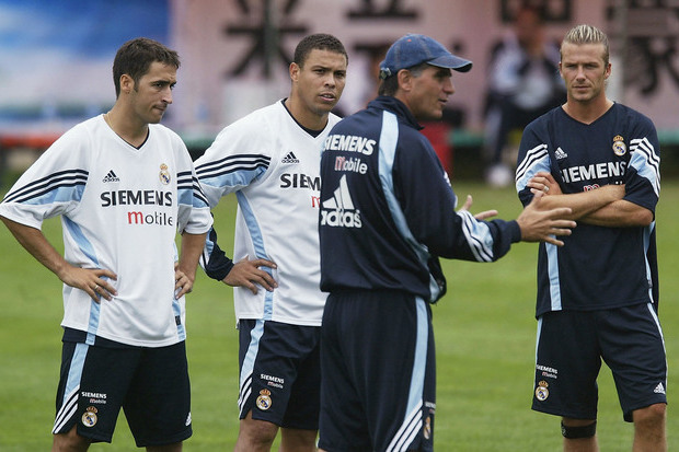 Entre Zidanes e Pavones: a época de Carlos Queiroz no Real Madrid
