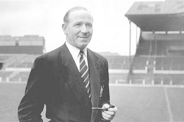Matt Busby, o Mr. Manchester United