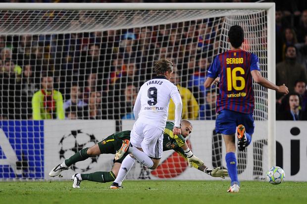 Barcelona x Chelsea: Um carrasco para a história