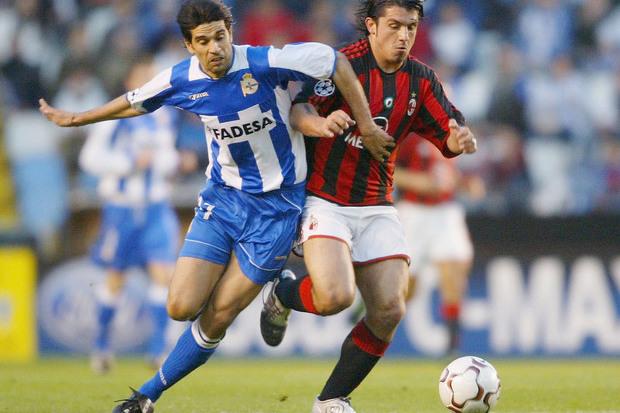 Deportivo x AC Milan: O tombo do campeão na Corunha