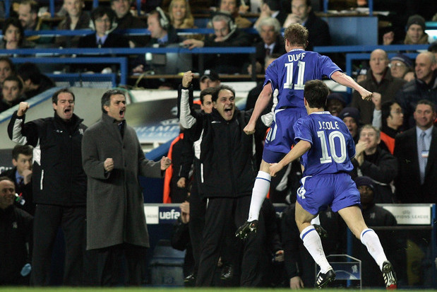 Chelsea x Barcelona: A noite louca em Londres