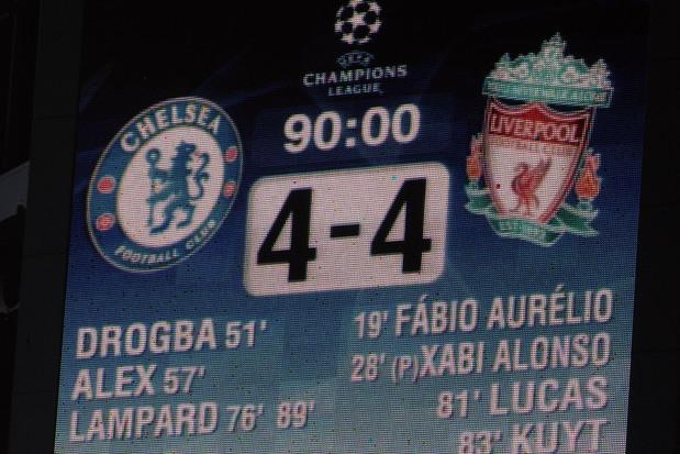 Chelsea x Liverpool: Um clássico instantâneo