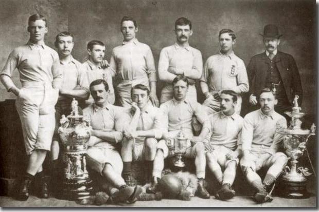 Fergus Suter e a história do profissionalismo no futebol