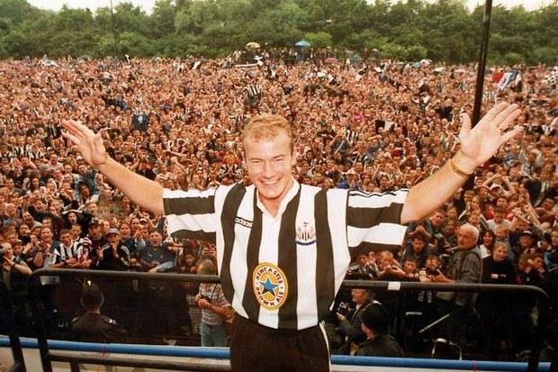 Alan Shearer: 'o senhor gol' do futebol inglês