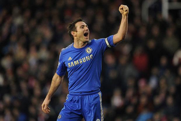 Frank Lampard: Super Frankie