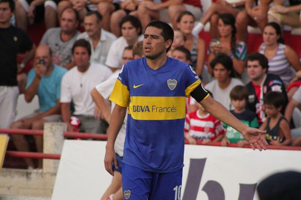 Juan Román Riquelme: o verdadeiro camisa 10