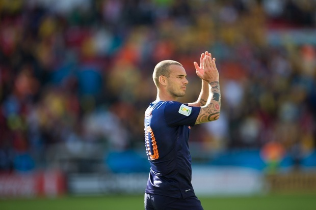 Wesley Sneijder: o 'sniper' que fez a Holanda sonhar