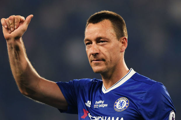 John Terry: Captain Blue