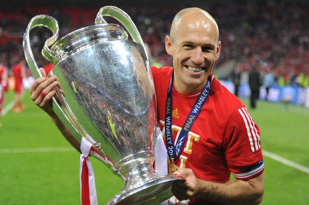 Arjen Robben: O Homem de Cristal