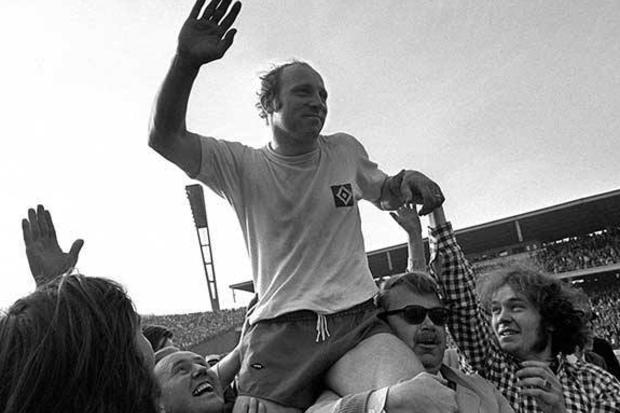 Uwe Seeler: o precursor dos centroavantes