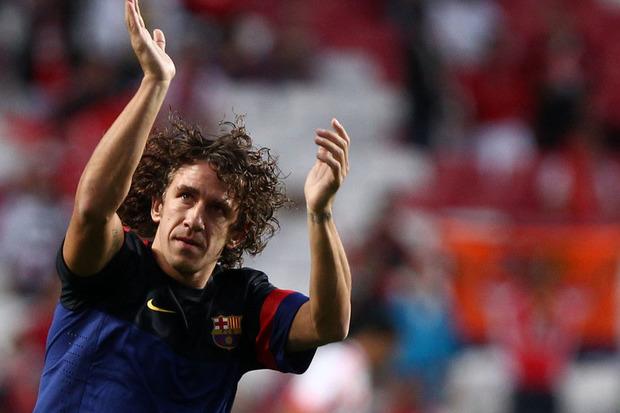 Carles Puyol: O Tarzan da Catalunha