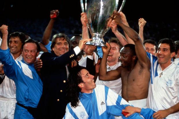 Champions 92/93: O sonho de Tapie