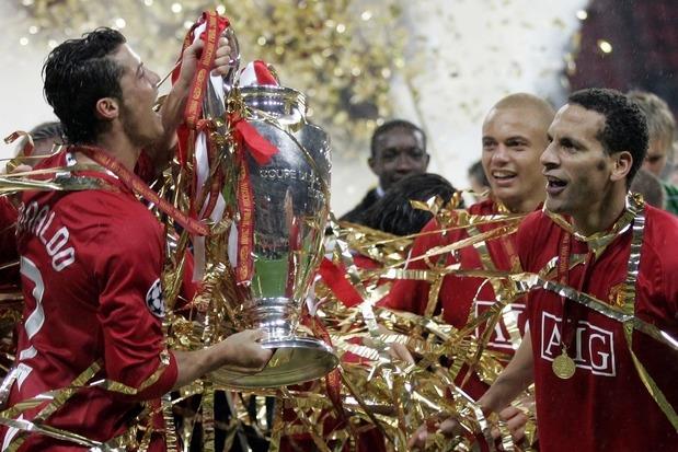 Champions 07/08: A primeira de CR7