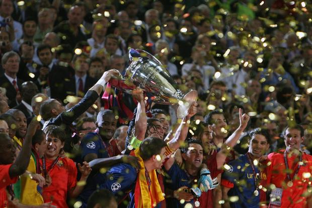 Champions 08/09: A vitória do tiki-taka