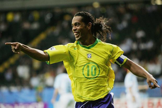 Brasil 4 x 1 Argentina: teve samba em Frankfurt