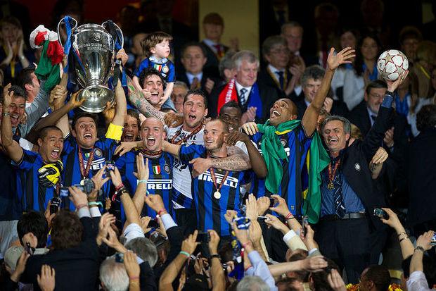 Champions 09/10: O airbus de Mourinho