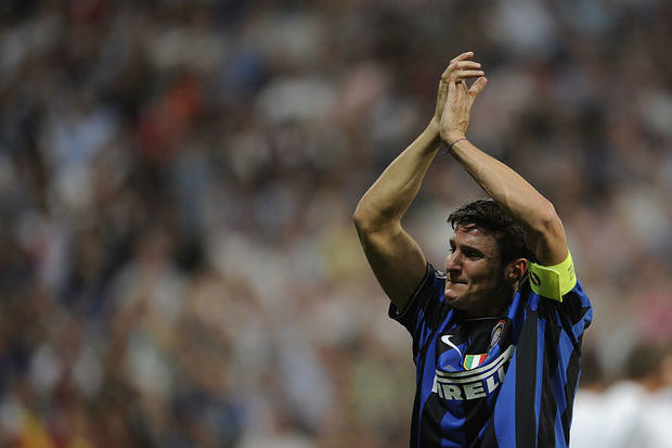 Zanetti, o Super-Homem nerazzurro