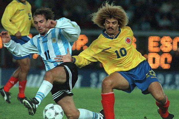 Argentina 0 x 5 Colômbia: o dia que os Cafeteros calaram Nuñez