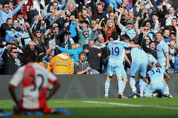 City 3 x 2 QPR: o milagre de Agüero
