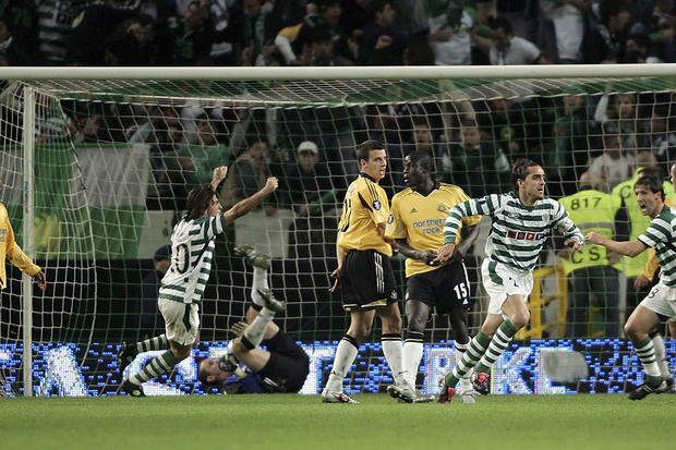 Sporting x Newcastle: Uma das mais épicas noites europeias do novo Alvalade