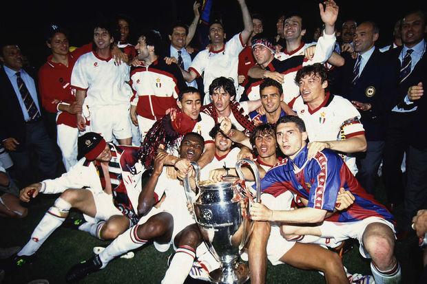 Champions 93/94: Mamma mia!