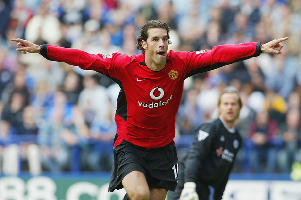 Van Nistelrooy: The Ruud Devil
