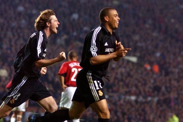 O dia em que Ronaldo pôs o Old Trafford a aplaudi-lo de pé
