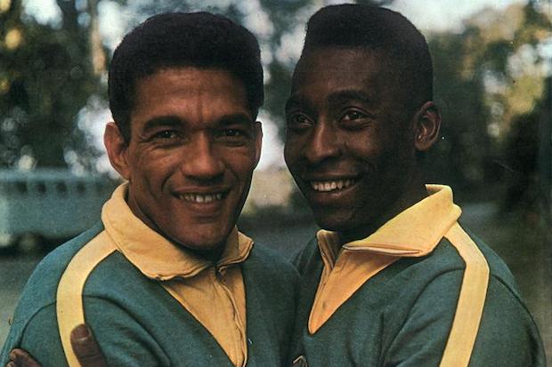 O Brasil de 1958 a 1962: os bicampeões do mundo
