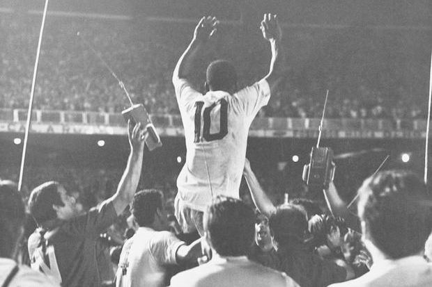 O Santos de Pelé: 1958-1969