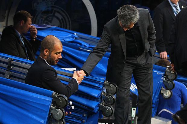 Mourinho versus Guardiola: o pico da rivalidade no El Clásico (2010-2012)