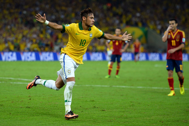 Brasil 3x0 Espanha: Réquiem para a Fúria