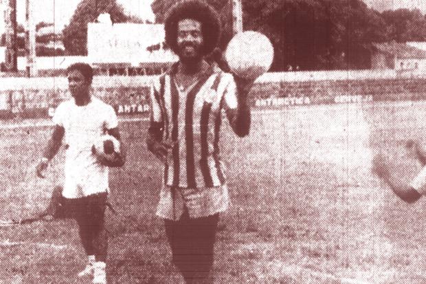 Allan Cole: O amigo de Bob Marley que jogou no Náutico