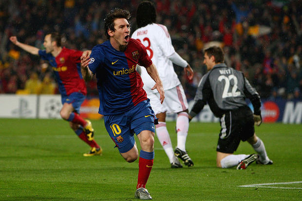 Barcelona 2008-2012: A revolução Guardiola