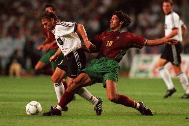 Rui Costa expulso na Alemanha: o vermelho mais polémico do futebol português