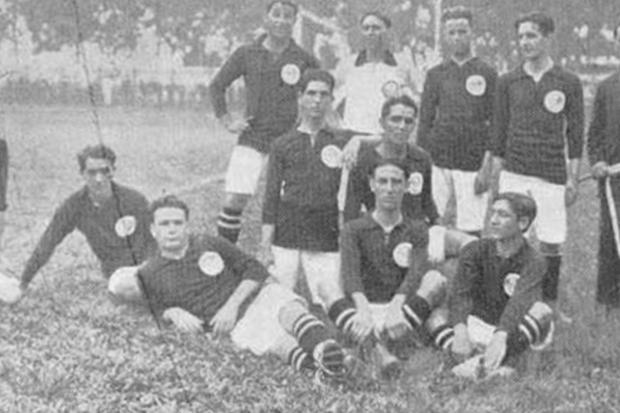 Mackenzie 2 x 1 Germânia: o primeiro jogo oficial do futebol brasileiro