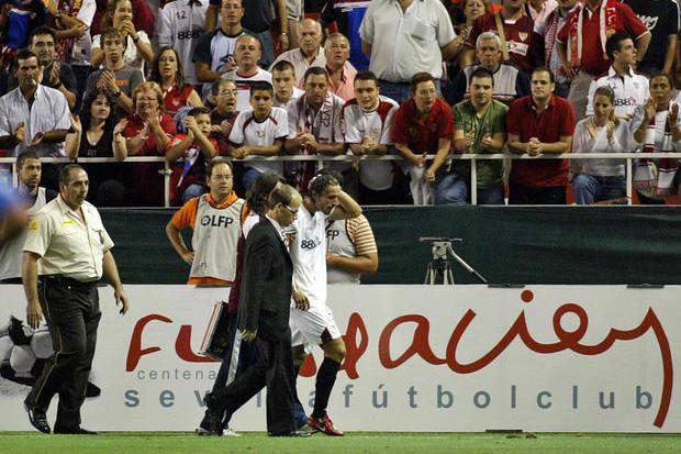 Sevilhista até morrer: A trágica história de Antonio Puerta