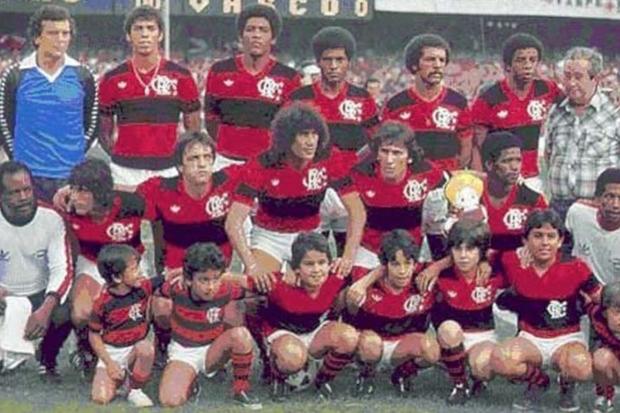 O Esquadrão de Zico: 1980-1983
