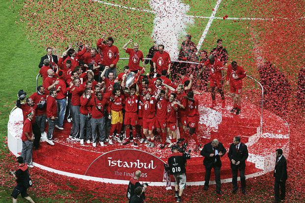 Champions 04/05: Um milagre em Istambul