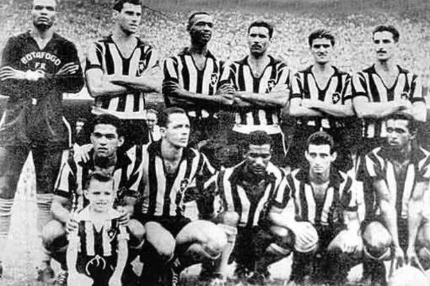 O Botafogo de Garrincha: 1957-68