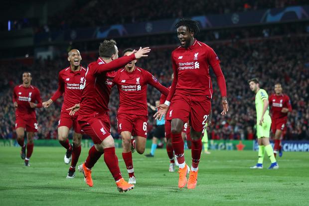 Liverpool x Barcelona: A definitiva loucura em Anfield