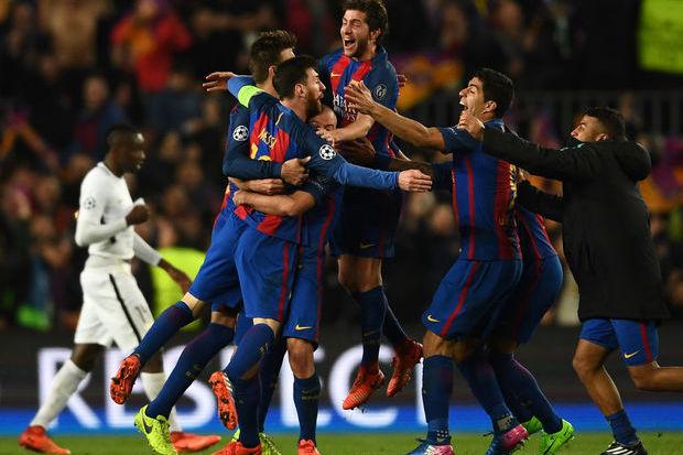 Barcelona x PSG: Camp Nou é o limite